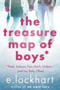 Ruby Oliver 3: The Treasure Map of Boys - picture
