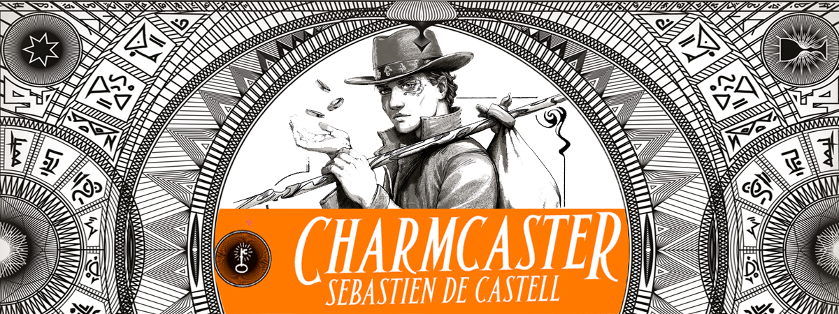Charmcaster – Banner – May