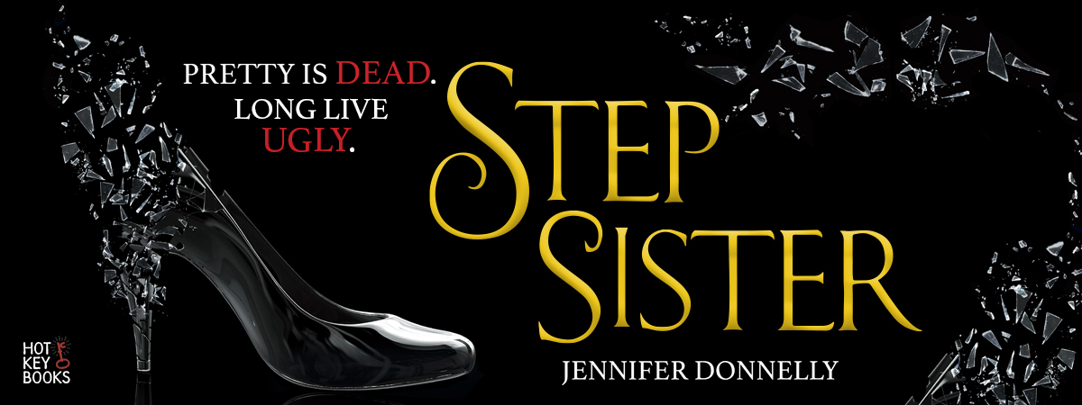 Stepsister – April banner