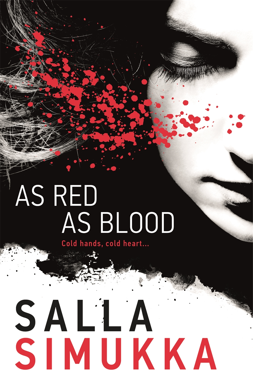 As Red As Blood – picture
