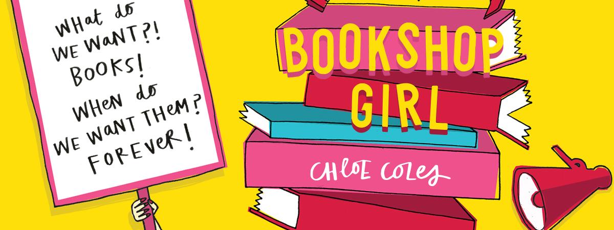 bookshop girl – june banner