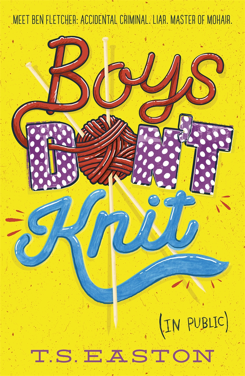 Boys Don't Knit – picture