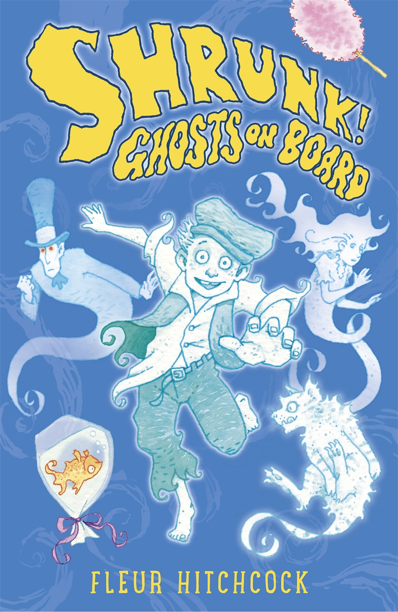 Ghosts on Board: A SHRUNK! Adventure – picture