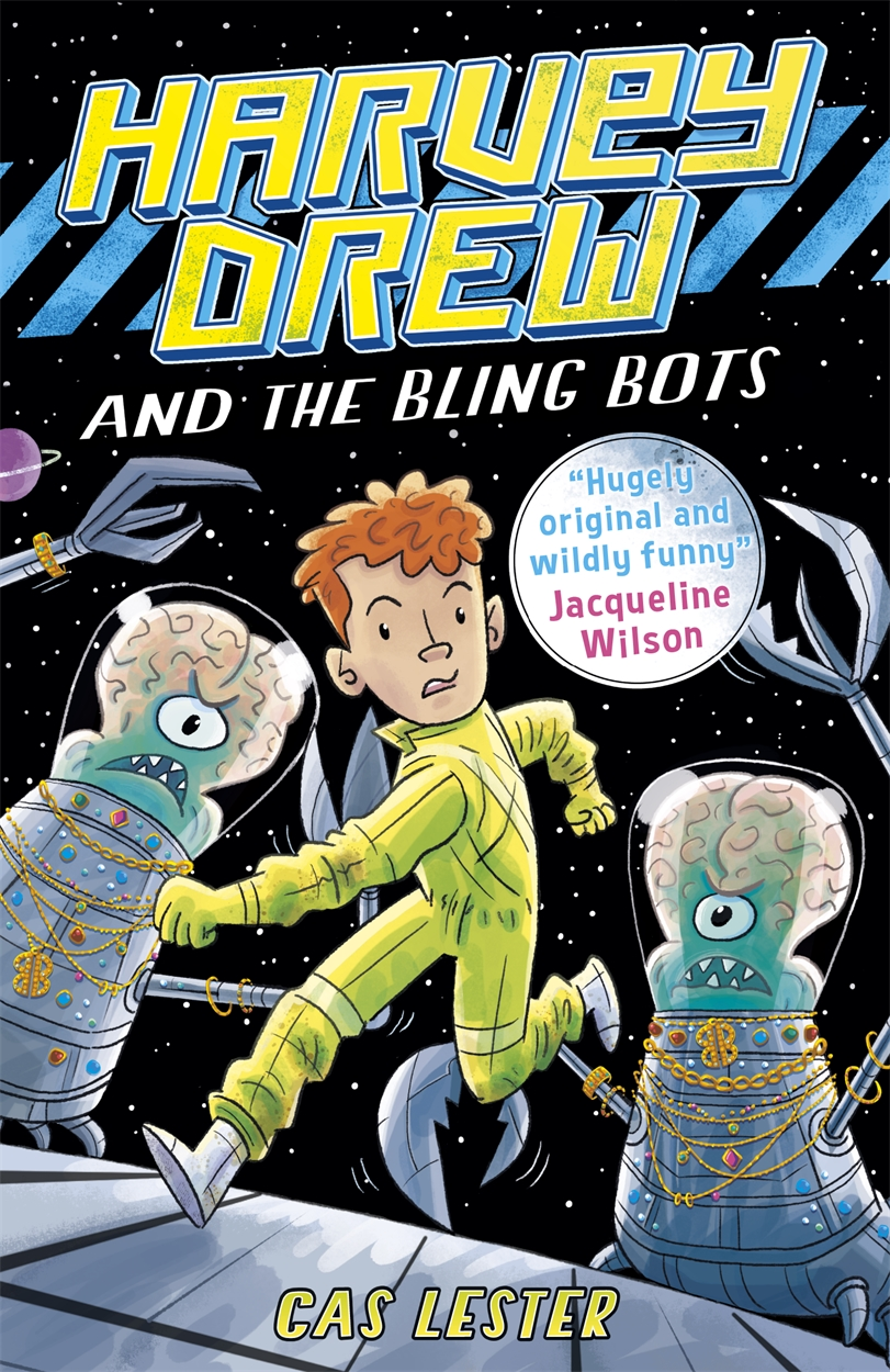 Harvey Drew and the Bling Bots – picture