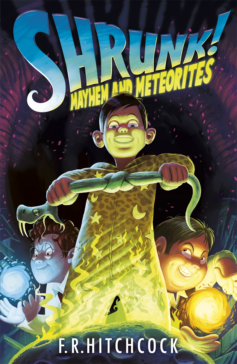 Mayhem and Meteorites: A SHRUNK! Adventure – picture