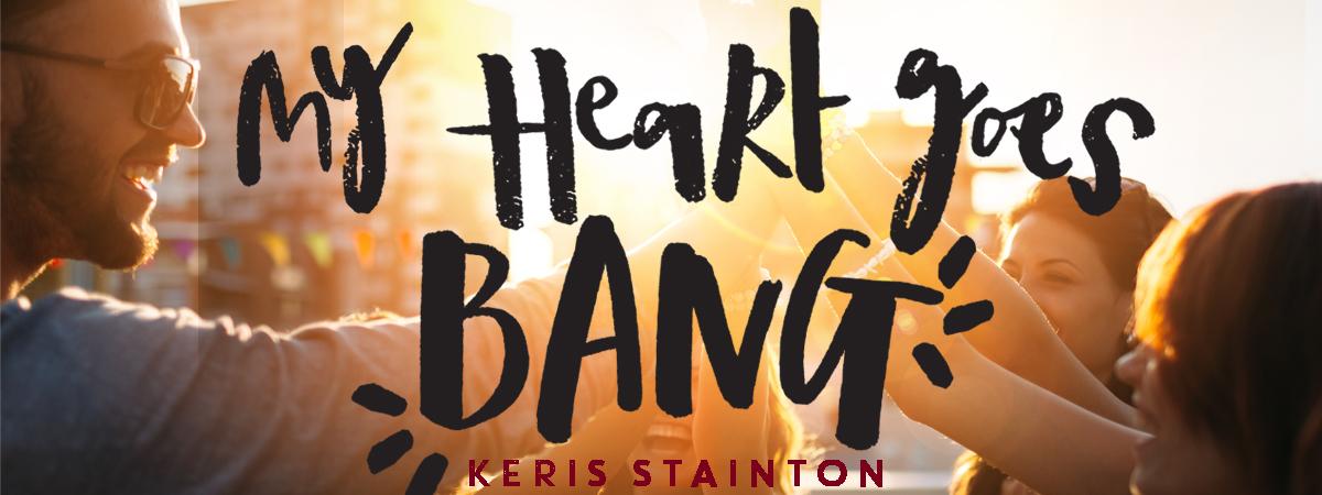 my heart goes bang – june banner