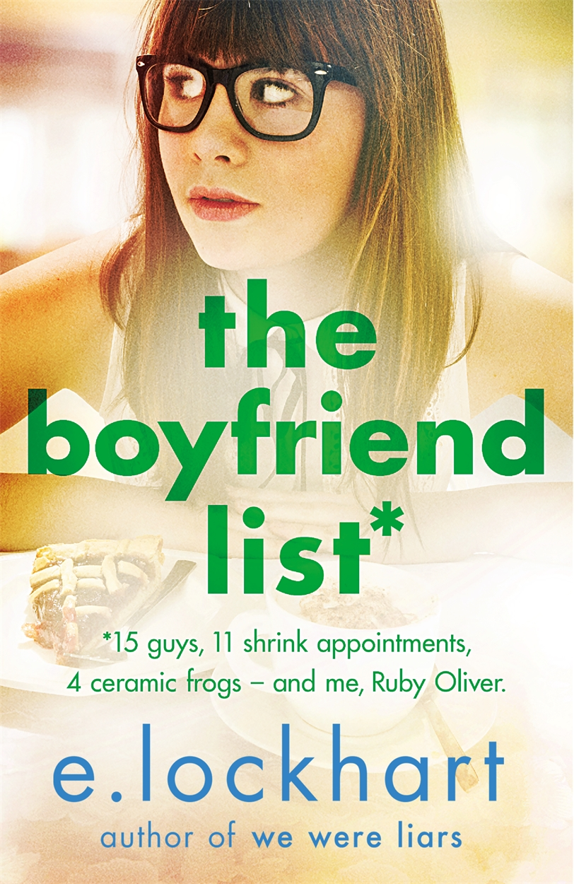 Ruby Oliver 1: The Boyfriend List – picture