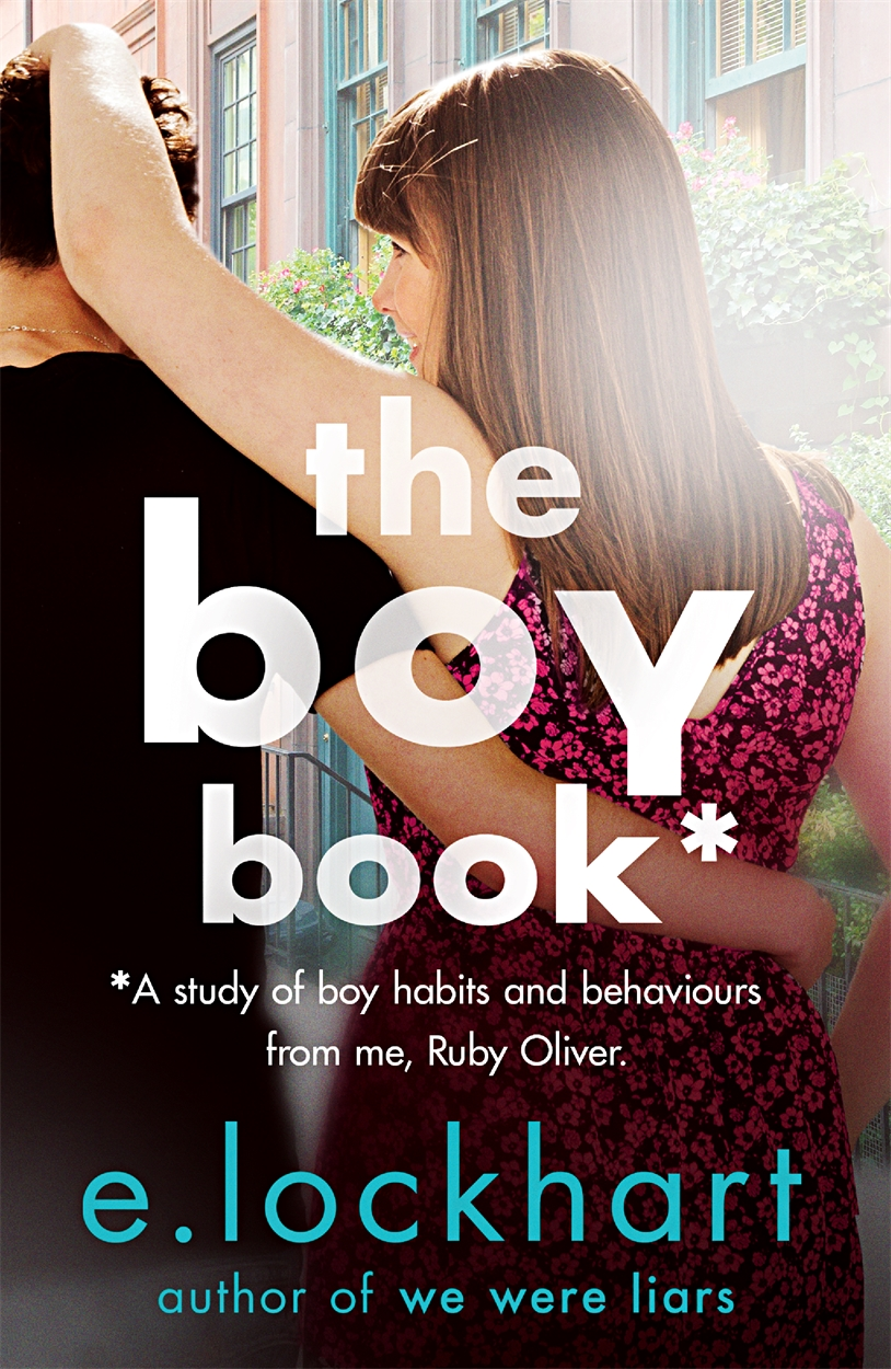 Ruby Oliver 2: The Boy Book – picture
