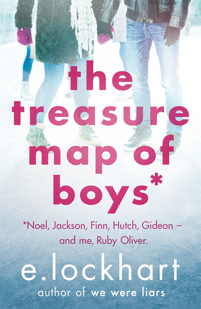 Ruby Oliver 3: The Treasure Map of Boys – picture