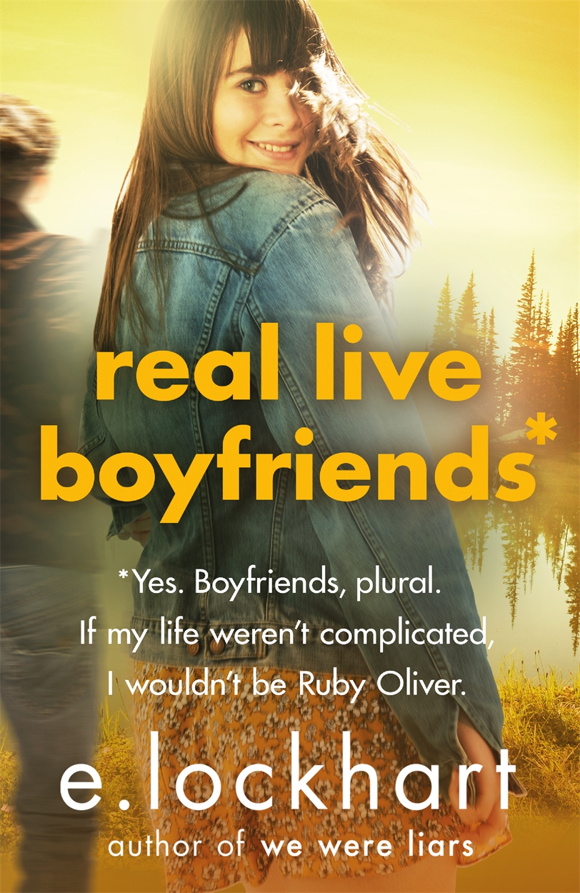 Ruby Oliver 4: Real Live Boyfriends – picture