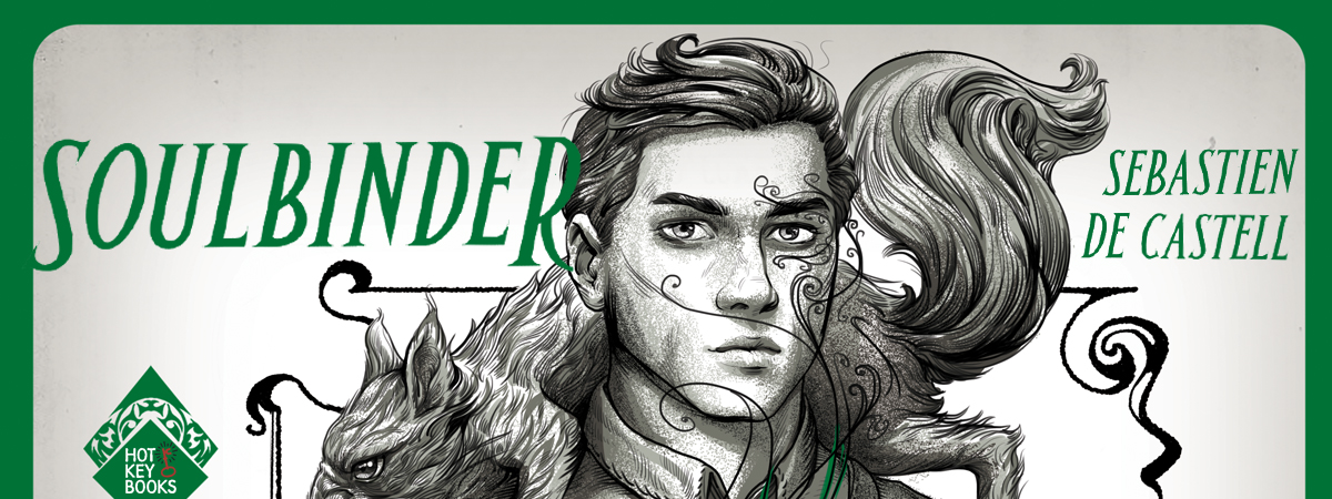 October – Soulbinder banner