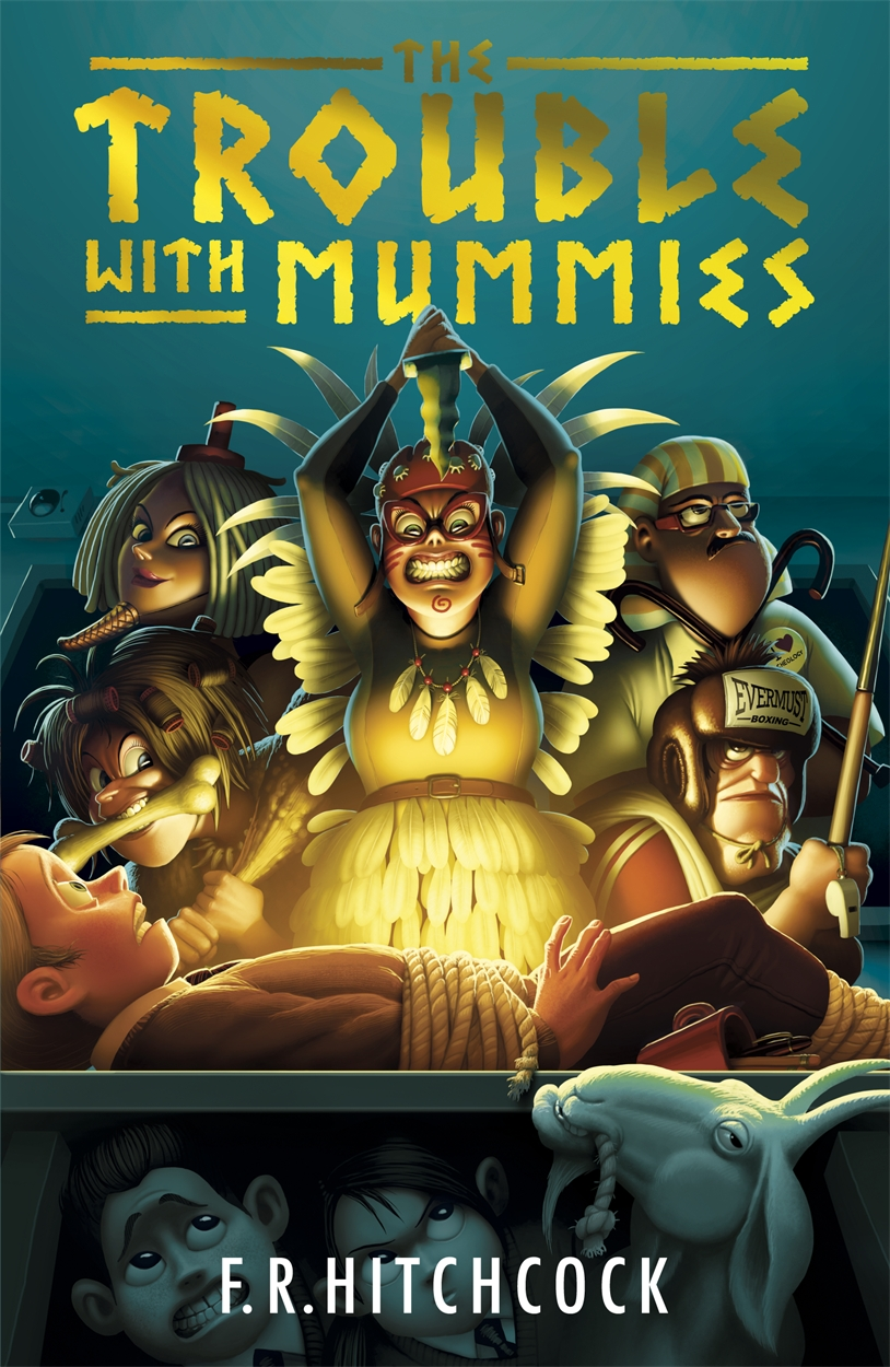 The Trouble with Mummies – picture