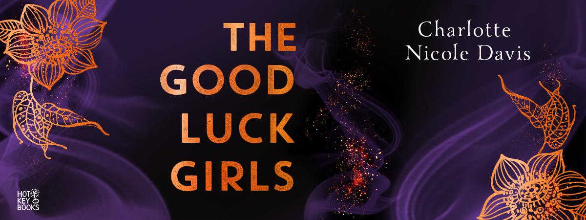 The Good Luck Girls – Winter Banner