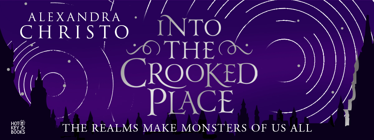 Into The Crooked Place – Winter Banner